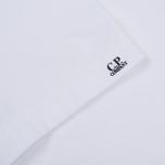 Мужская футболка C.P. Company Printed Pocket SS Optic White фото- 3