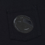 Мужская футболка C.P. Company Printed Pocket SS Total Eclipse фото- 2