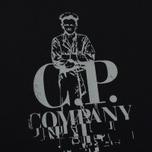 Мужская футболка C.P. Company Sailor Print SS Caviar фото- 2