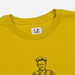 Мужская футболка C.P. Company Sailor Print SS Primrose фото- 1