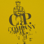 Мужская футболка C.P. Company Sailor Print SS Primrose фото- 2