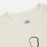 Мужская футболка C.P. Company Sailor Print Tapioca фото- 1