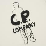 Мужская футболка C.P. Company Sailor Print Tapioca фото- 2
