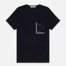 Мужская футболка Calvin Klein Jeans All Over Print Pocket 3D Black/Raven фото- 0