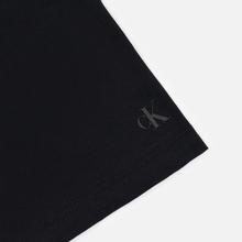 Мужская футболка Calvin Klein Jeans All Over Print Pocket 3D Black/Raven фото- 3