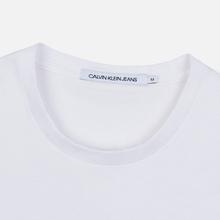 Мужская футболка Calvin Klein Jeans All Over Print Pocket 3D Bright White/Black фото- 1