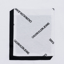 Мужская футболка Calvin Klein Jeans All Over Print Pocket 3D Bright White/Black фото- 2