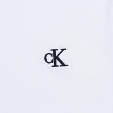 Мужская футболка Calvin Klein Jeans Essential Monogram Logo Bright White фото- 2