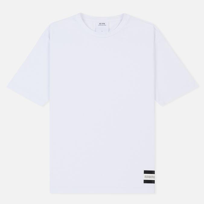 Мужская футболка Calvin Klein Jeans Est. 1978 Est. 1978 Small Patch Bright White/Black