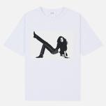 Мужская футболка Calvin Klein Jeans Est. 1978 Icon Chest Logo Print Bright White/Bright White фото- 0