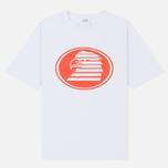 Мужская футболка Calvin Klein Jeans Est. 1978 Modernist Logo Bright White/Eagle фото- 0
