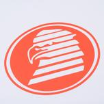 Мужская футболка Calvin Klein Jeans Est. 1978 Modernist Logo Bright White/Eagle фото- 2