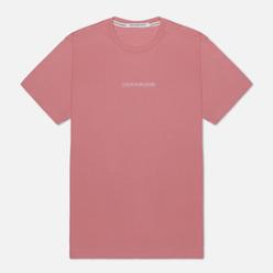 Мужская футболка Calvin Klein Jeans Instit Chest Logo Brandied Apricot