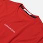 Мужская футболка Calvin Klein Jeans Instit Chest Logo Rouge фото - 1