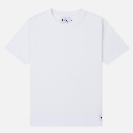 Мужская футболка Calvin Klein Jeans Monogram Authentic Bright White