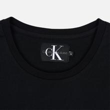 Мужская футболка Calvin Klein Jeans Monogram Pocket Black фото- 1