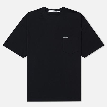 Мужская футболка Calvin Klein Jeans New Relaxed Pocket Black