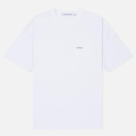 Мужская футболка Calvin Klein Jeans New Relaxed Pocket Bright White