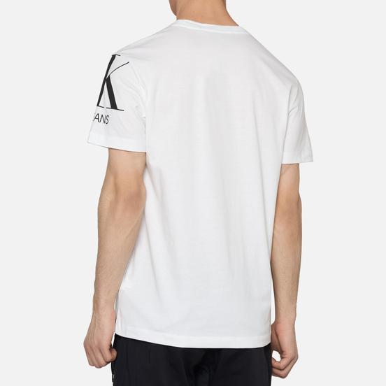 Мужская футболка Calvin Klein Jeans NY Logo Bright White