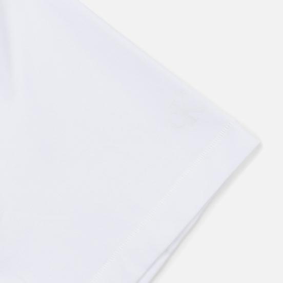 Мужская футболка Calvin Klein Jeans Slim Logo Print Bright White