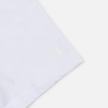 Мужская футболка Calvin Klein Jeans Slim Pocket Mirrored Monogram Logo Bright White/Black фото- 3
