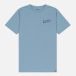 Мужская футболка Carhartt WIP Bumguy Glacier фото- 0