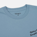 Мужская футболка Carhartt WIP Bumguy Glacier фото- 1