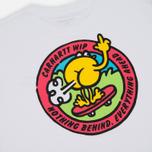Мужская футболка Carhartt WIP Bumguy White фото- 5
