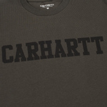 Мужская футболка Carhartt WIP College Cypress/Black фото- 3
