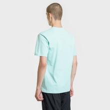 Мужская футболка Carhartt WIP College Graphic Print Light Yucca/White фото- 2