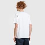 Мужская футболка Carhartt WIP College Graphic Print White/Camo Laurel фото- 5