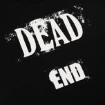 Мужская футболка Carhartt WIP Dead End Black/White фото- 2