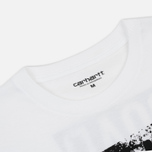 Мужская футболка Carhartt WIP Dead End White/Black фото- 1