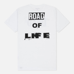 Мужская футболка Carhartt WIP Dead End White/Black фото- 4