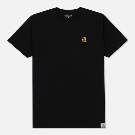 Мужская футболка Carhartt WIP Duck C Black