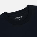 Мужская футболка Carhartt WIP Duck C Navy фото- 1