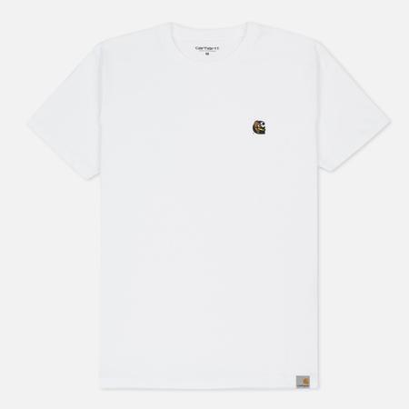 Мужская футболка Carhartt WIP Duck C White