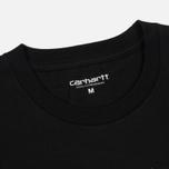 Мужская футболка Carhartt WIP Duck Swarm Black фото- 1
