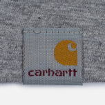 Мужская футболка Carhartt WIP Duckman Grey Heather фото- 4