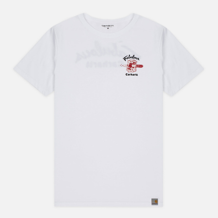 Мужская футболка Carhartt WIP Fabulous White