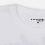 Мужская футболка Carhartt WIP Fabulous White фото- 1