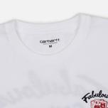 Мужская футболка Carhartt WIP Fabulous White фото- 2