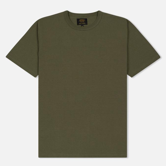 Мужская футболка Carhartt WIP Military Rover Green