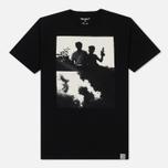 Мужская футболка Carhartt WIP Pistols Black/White фото- 0