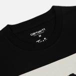 Мужская футболка Carhartt WIP Pistols Black/White фото- 1
