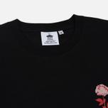 Мужская футболка Carhartt WIP x P.A.M. Radio Club L.A. Black фото- 1