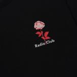 Мужская футболка Carhartt WIP x P.A.M. Radio Club L.A. Black фото- 2