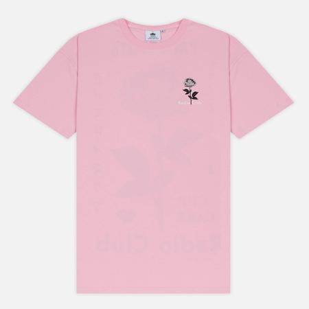 Мужская футболка Carhartt WIP x Radio Club L.A. Vegas Pink