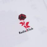 Мужская футболка Carhartt WIP x P.A.M. Radio Club L.A. White фото- 2