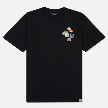 Мужская футболка Carhartt WIP S/S Bad Cargo Black